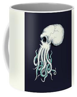 Skull Of Cthulhu Coffee Mug