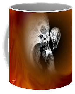 Skull Scope 2 Coffee Mug