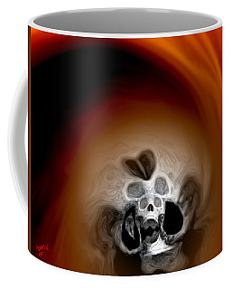 Skull Scope 3 Coffee Mug