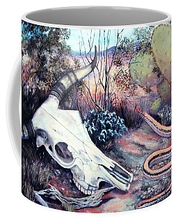 Skulldugery Coffee Mug
