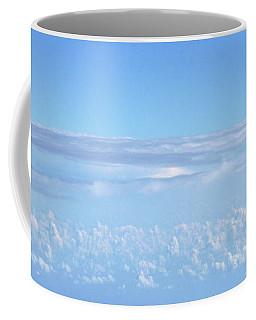sky and clouds M1 Coffee Mug