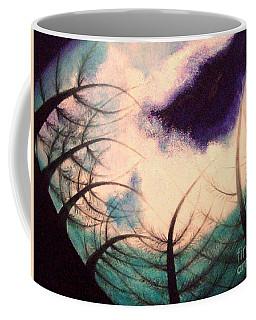 Sky And Land Symphony Coffee Mug