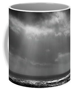 Coffee Mug featuring the photograph Sky And Ocean by Ryan Manuel