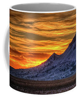 Sky And Stone Coffee Mug
