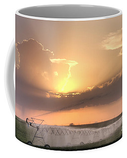 Sky And Water Coffee Mug by Art Whitton
