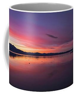 Sky Brows  Coffee Mug by Mitch Shindelbower