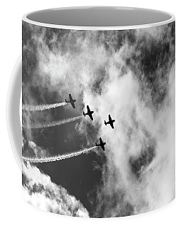 Sky High - Vintage Planes Coffee Mug