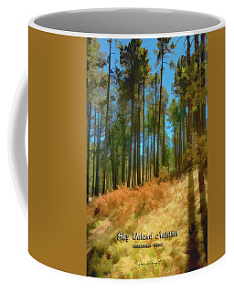 Sky Island Autumn Coffee Mug