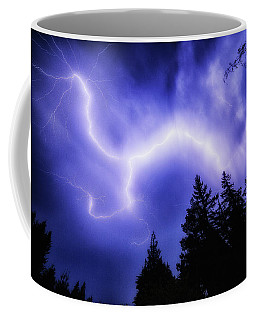 Sky Lightning Coffee Mug