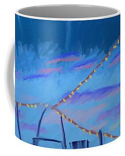 Sky Lights Coffee Mug