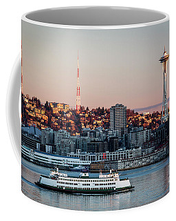 Space Needle.seattle,washington Coffee Mug