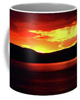 Sky Of Fire Coffee Mug