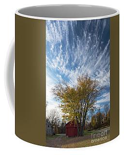 Sky Over The Homestead Coffee Mug