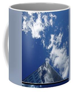 Sky Pyramid Coffee Mug