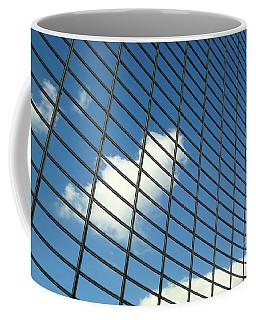 Sky Reflections Coffee Mug