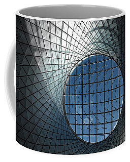 Sky Reflector-net 2 Coffee Mug
