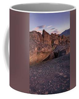 Sky Rock, Dusk Coffee Mug