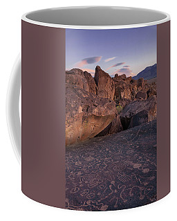 Sky Rock, Dusk Coffee Mug