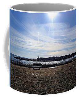 Sky Show Coffee Mug