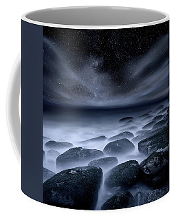 Coffee Mug featuring the photograph Sky Spirits by Jorge Maia