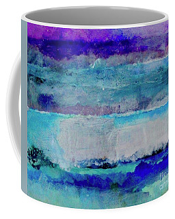 Sky Striations Coffee Mug