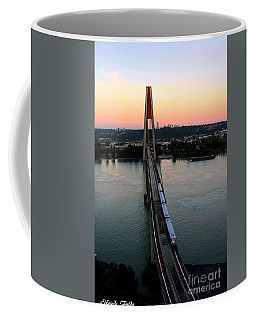 Sky Train Coffee Mug