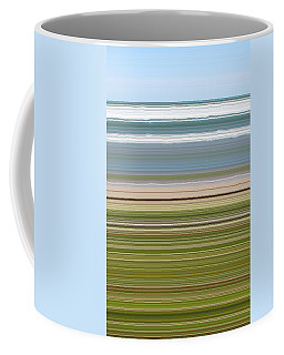 Sky Water Earth Grass Coffee Mug