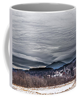 Sky Waves Coffee Mug