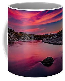 Skyfire Under The Bridge Coffee Mug