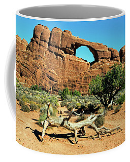 Skyline Arch Coffee Mug