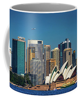 Skyline Oz Coffee Mug