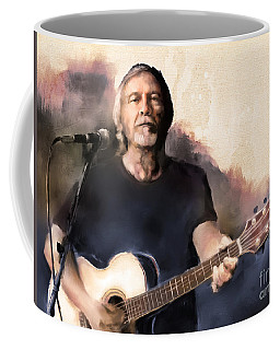 Coffee Mug featuring the digital art Skylite Odyssey by Dwayne Glapion