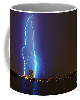 Sky's The Limit Coffee Mug by Quinn Sedam