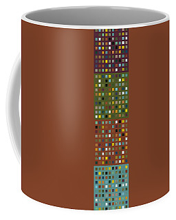Skyscraper Abstract Ll Coffee Mug