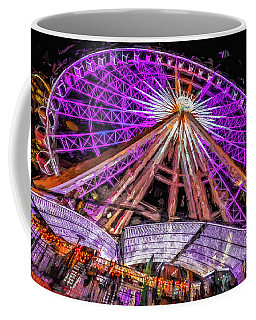 Skyview Atlanta Coffee Mug