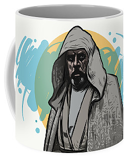 Skywalker Returns Coffee Mug by Antonio Romero