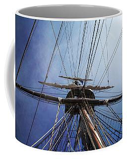 Coffee Mug featuring the photograph Skyward by Dale Kincaid