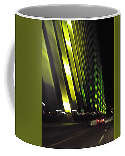 Skyway At Night 5559 Coffee Mug
