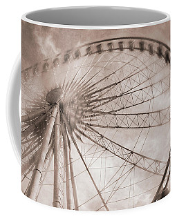 Skywheel In Niagara Falls Coffee Mug