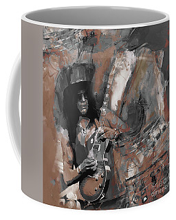Slash Guns And Roses  Coffee Mug