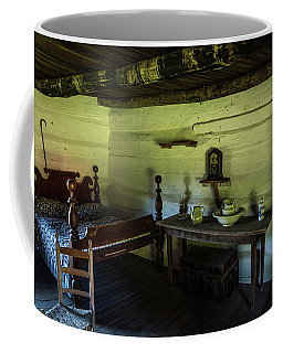 Coffee Mug featuring the photograph Slave Quarters - The Hermitage by James L Bartlett