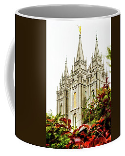 Slc Temple Angle Coffee Mug