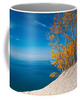 Sleeping Bear Dunes Vista 002 Coffee Mug
