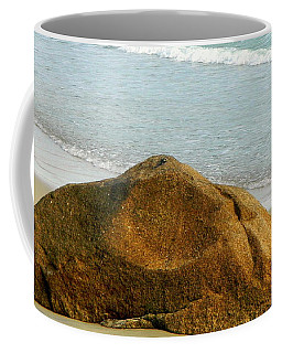 Sleeping Giant At Marthas Vineyard Coffee Mug