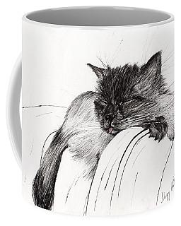 Sleepy Baby Coffee Mug