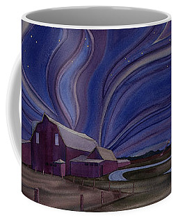Sleepy Barns Coffee Mug