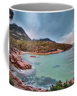 Coffee Mug featuring the photograph Sleepy Bay by Chris Cousins
