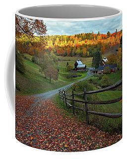 Sleepy Hollow Farm- Pomfret Vt Coffee Mug