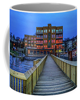Sleepy Hollow Pier Coffee Mug