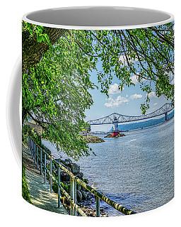 Sleepy Hollow/tarrytown Lighthouse Coffee Mug